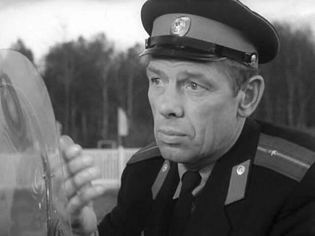 Самые яркие роли Георгия Жжёнова.