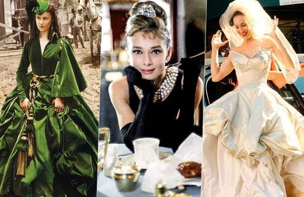 Фильмы глазами женщин: ТОП-10 роскошных образов актрис, которые тоже сыграли свою роль