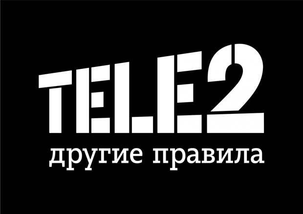 Логотип Tele2