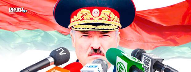 Лукашенко потребовал выслать из страны корреспондентов западных СМИ