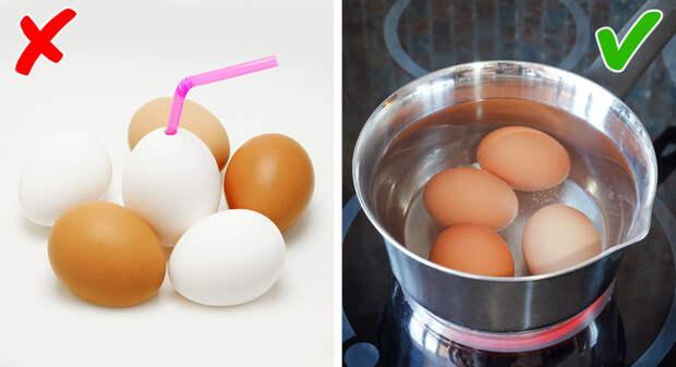 6 советов, как готовить яйца, чтобы не заболеть сальмонеллезом