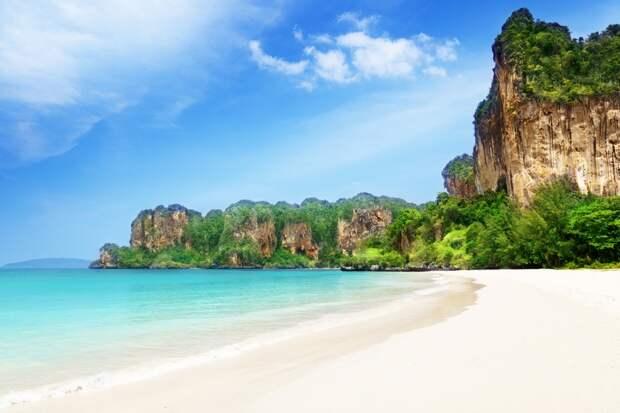 Самые красивые островные пляжи мира.