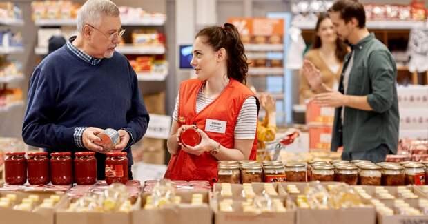 Дискаунтеры могут занять 10% на рынке продуктовой розницы