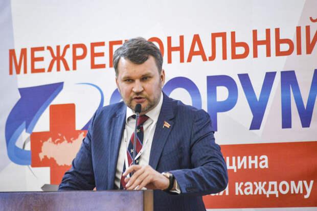 Депутат предложил приравнять коррупционеров из сферы медицины к мародерам