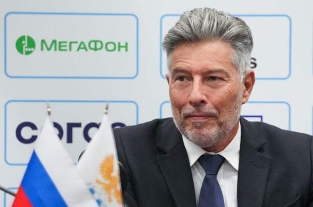 Витор Перейра возглавил департамент судейства Российского футбольного союза