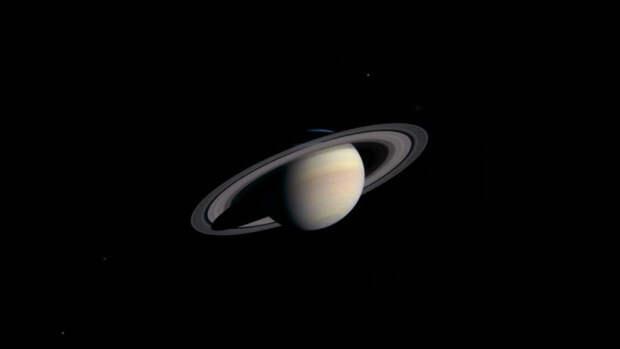 Лучшие снимки Cassini за 20 лет
