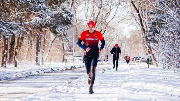 Бегуны спортивного клуба «Суворов» завоевывают новые площадки