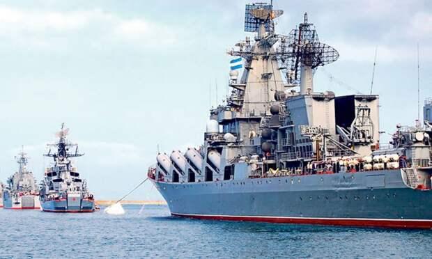 Наш ответ английскому флоту