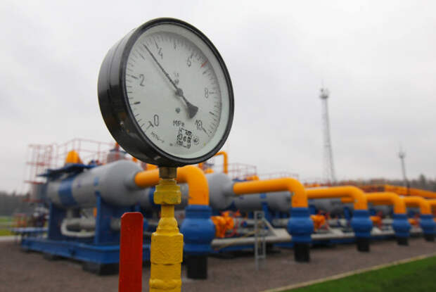 Gaz-Gas-Gazoprovod