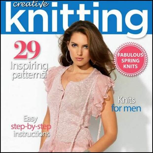 Creative Knitting №74 2021