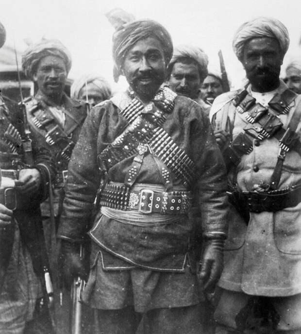 Обстоятельства совершения советского рейда на севере Афганистана в 1929 году
