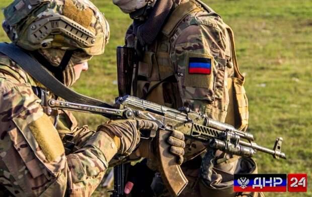 Армия ДНР понесла большие потери в результате обстрела со стороны войск Киева