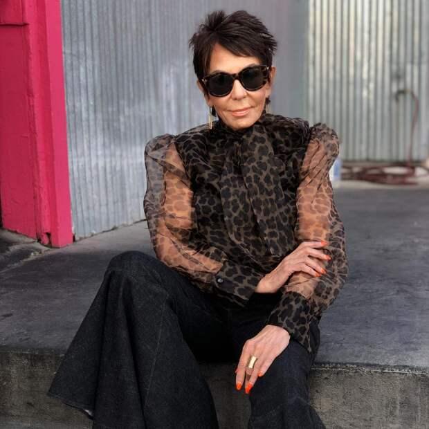 Советы стилиста для зрелых дам, чтобы выглядеть моложе и современнее