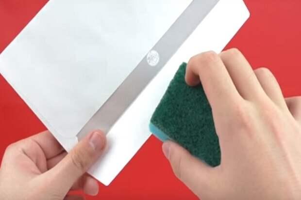 11 неожиданных способов использования обыкновенной губки