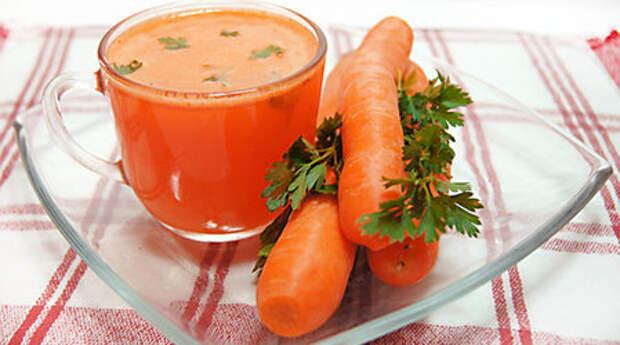 Диета из моркови Ediet.ru