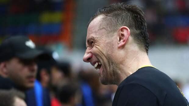 Чепчугов: «Желаю Оличу создать счастливую историю в ЦСКА в качестве главного тренера»