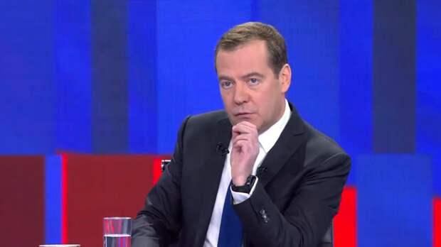 Медведев оценил влияние взаимоотношений между Россией и США на мир