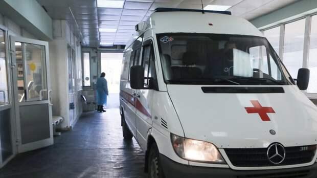 Петербуржец попал в реанимацию с острым отравлением кислотой