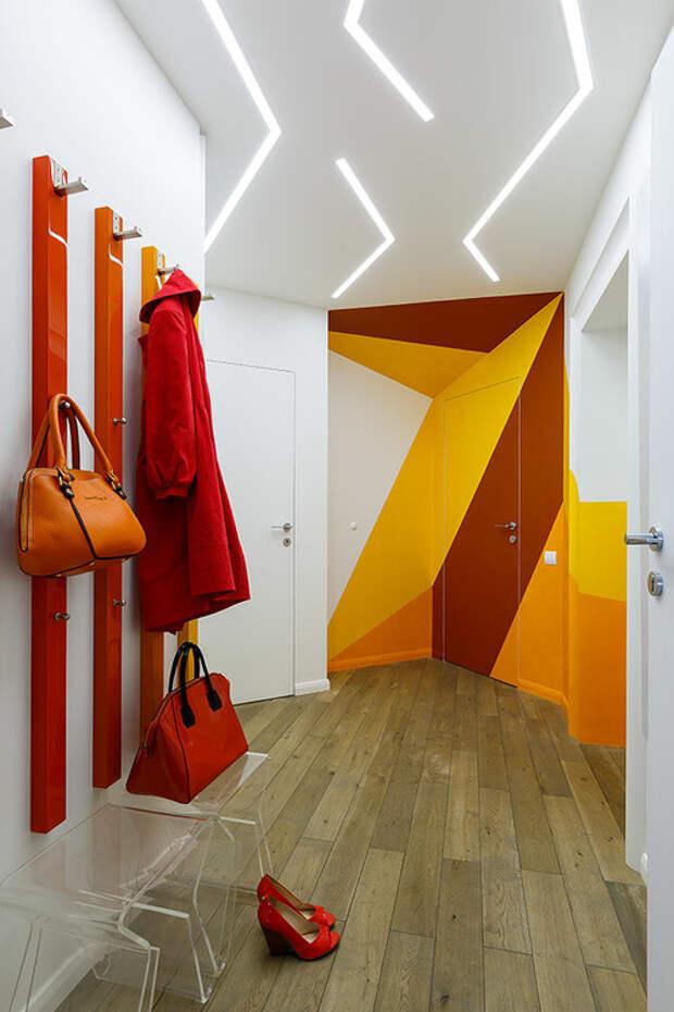 Живите проще: 25 лайфхаков для маленькой прихожей и коридора