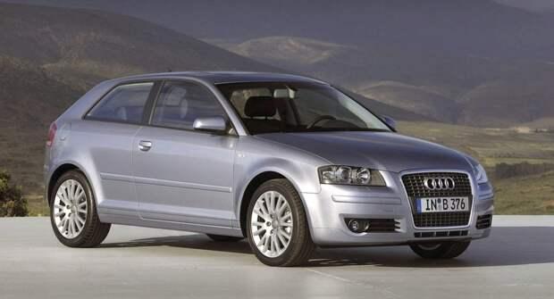 Опыт владения Audi A3 II