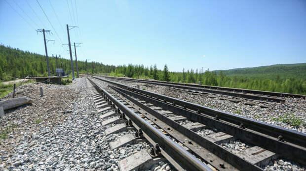 В Забайкалье более 30 грузовых вагонов сошли с рельсов