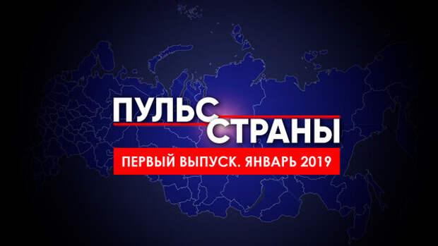 Успехи российской экономики в январе 2019 г. Пульс страны №1.