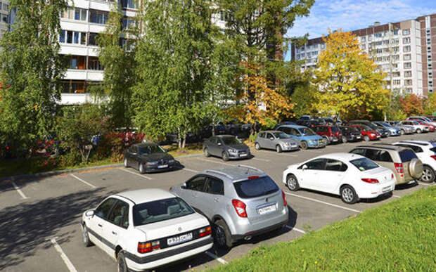 Это мое место! Как легально застолбить парковку?