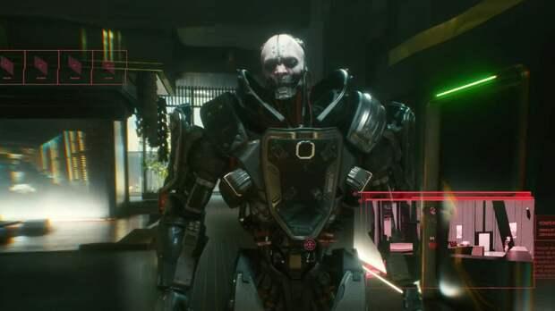 Геймер обнаружил необычный способ убить босса в игре Cyberpunk 2077