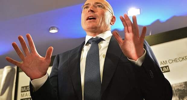 Эстонский филиал «Открытых медиа» Ходорковского обанкротился