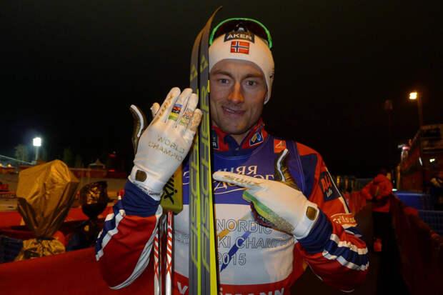 Суд приговорил знаменитого норвежского лыжника Нортуга к 7 месяцам заключения