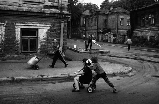 Фотограф Евгений Канаев: «Казань и казанцы в 90-е» 48