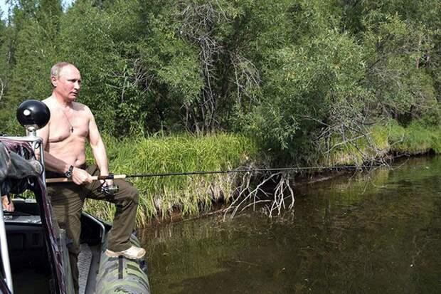 Депутат заботится о Путине