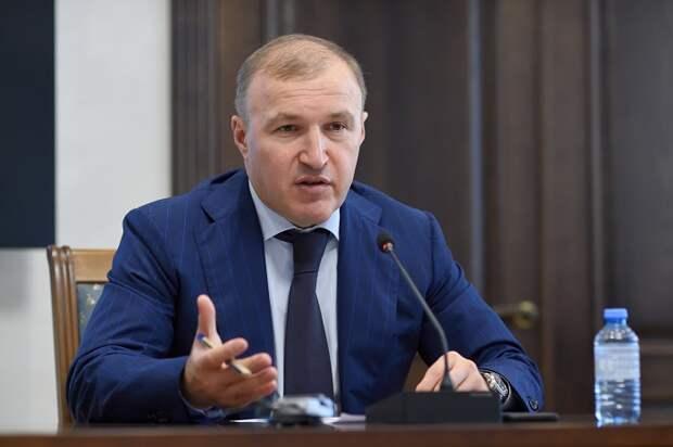 Глава Адыгеи Мурат Кумпилов провел планерное совещание Кабинета министров РА