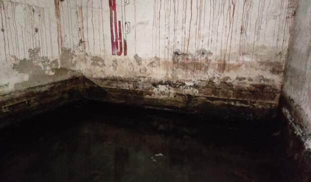 Зазатопленные подвалы вотношении тагильского «Водоканала» возбуждено уголовное дело