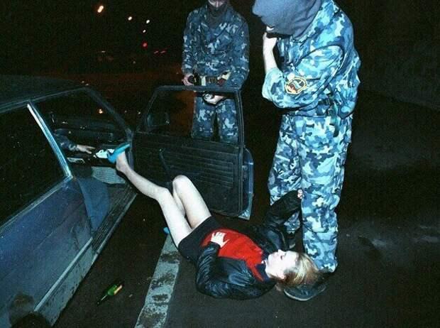 Пинап 90-х