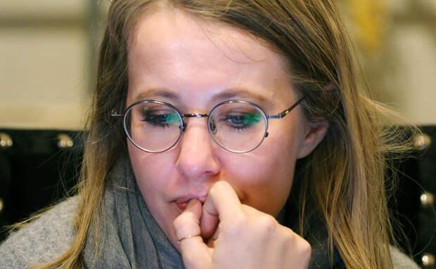 Собчак жалуется: Меня уже проверяет Генпрокуратура