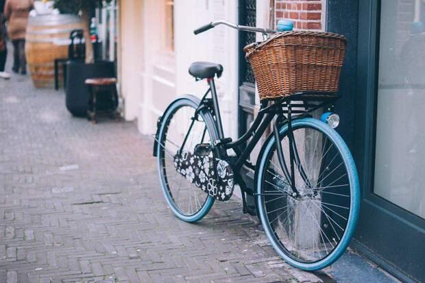 Велосипед. Фото: pixabay.com