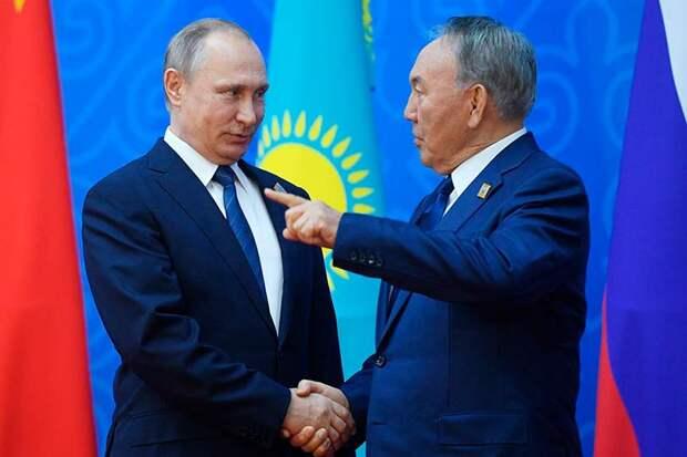 Недавно Нурсултан Назарбаев разогнал правительство, чем поставил Путина в неудобное положение
