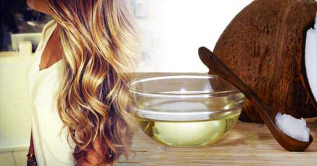 Домашний кондиционер для стимуляции роста волос! 2 эффективных ингредиента
