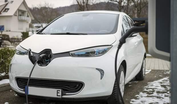 Станции зарядки электромобилей просят создать жители Ростова
