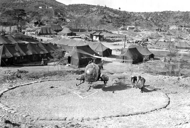 k05 N980 46 впечатляющих снимков Корейской войны