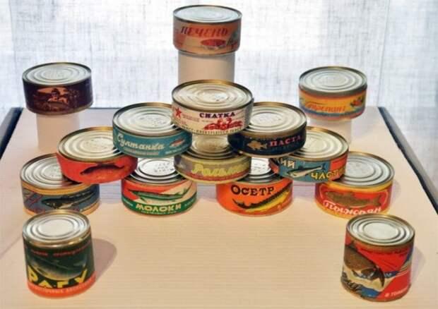 Клад в банке из-под консервов, или как мощно работал советский маркетинг