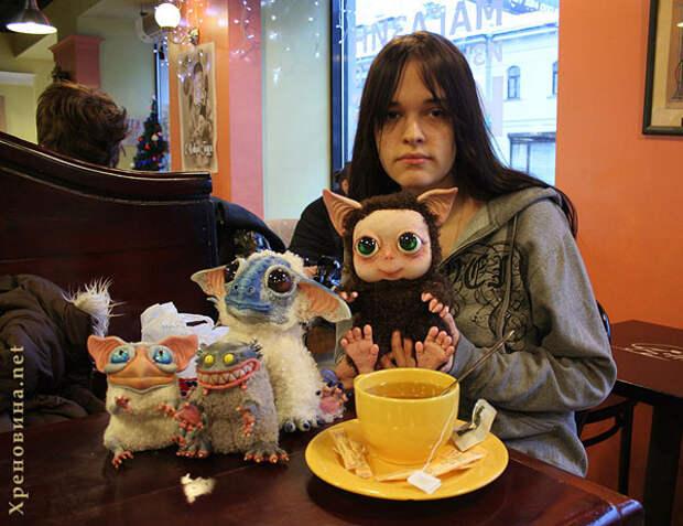Куклы Santani (14 фотографий)