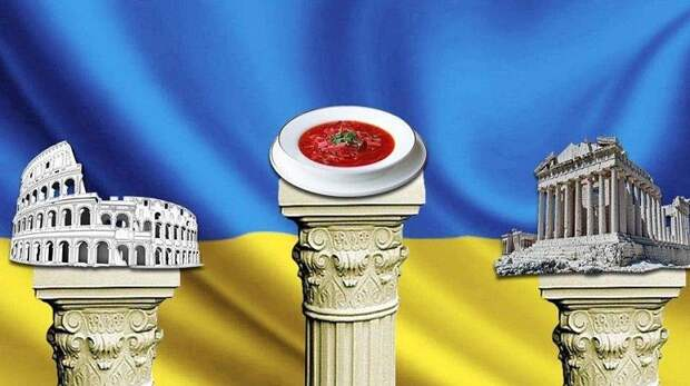 Не только борщ: что Россия «отняла» у Украины