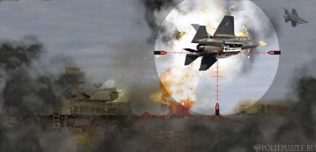 F-35 против Российского ПВО