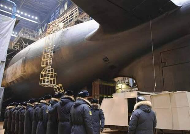 «Леопард» и другие модернизированные «Щуки-Б». Развитие флота многоцелевых АПЛ
