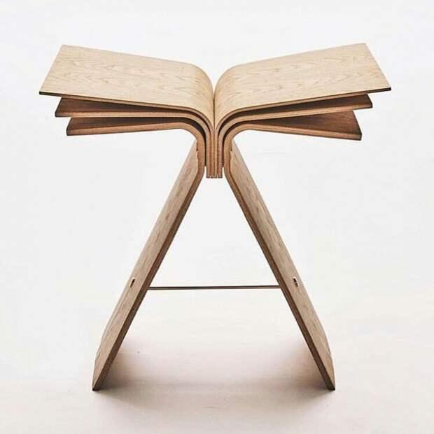 Гнутый стульчик