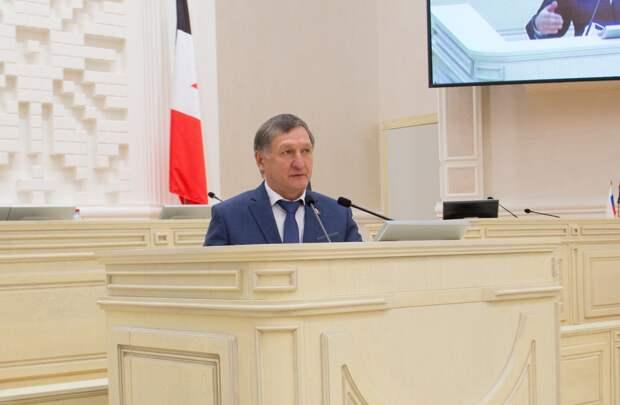 В 2020 году председатель Госсовета Удмуртии заработал более 7,7 млн рублей