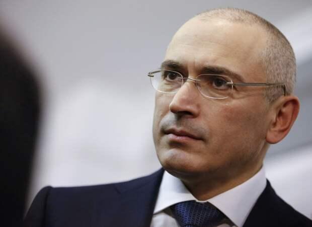 Ходорковский больше не сможет скрываться за границей