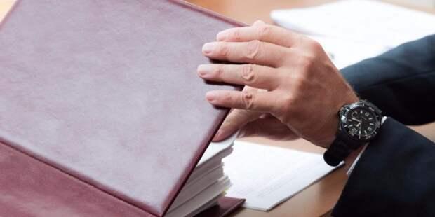 Депутаты перенесли дату заслушивания отчета главы управы на март